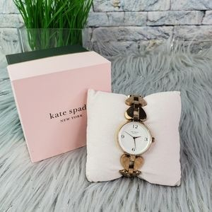 New Kate Spade Annadele Rose Gold-Tone Watch